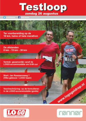TestLoop Marathon Berlijn en Eindhoven