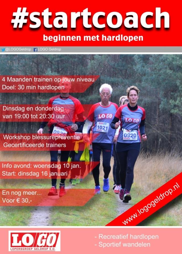 training op Gulbergen