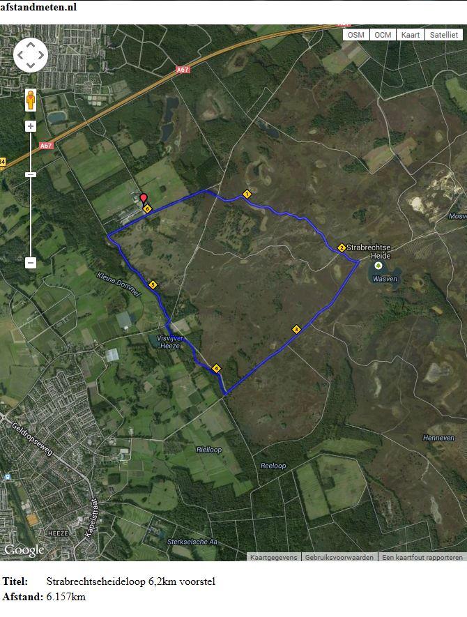 Route 6,2km
